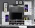 rozmery - Obývacia stena FRONTAL 1 + LED