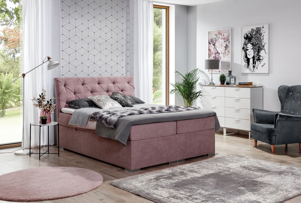 ilustračné foto - Manželská posteľ Balvin 160/180