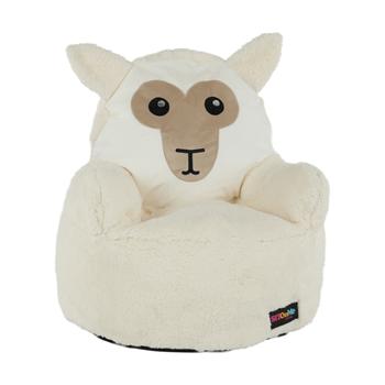 sedací vak ovečka