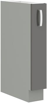 sivý mat + sivý lesk