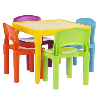 pestrofarebný detský set